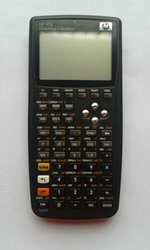 Calculadora Hp 50g - Americana