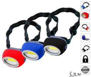 Super Linterna Poderosa D Cabeza 3w 500mts Luz Maximo Poder