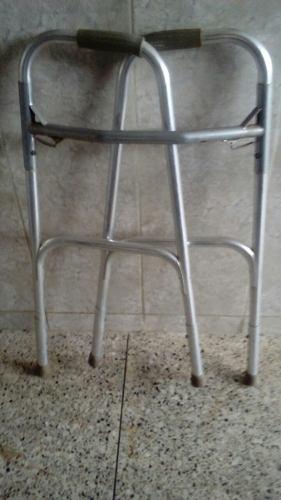 Andadera De Aluminio Ajustable