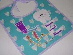 Baberos Odontologo Baberos Impermeables
