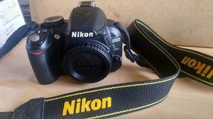 Camara Profesional Nikon D Con Accesorios