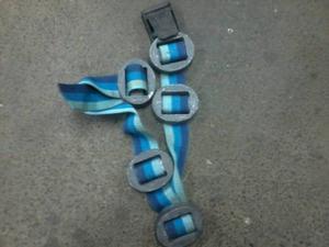 Cinturon Con Lastre Para Buceo