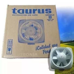 Extractor De Aire Taurus De 8 Pulg Nuevo De Paquete