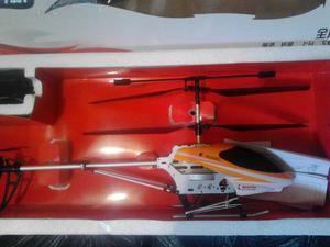Helicoptero Speed Alta Velociad Y Alcance