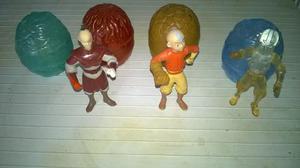 Juguetes Coleccionables Mc 3 Piezas De Avatar