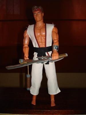 Ken Karate Como Figura De Accion Max Steel Original Mattel