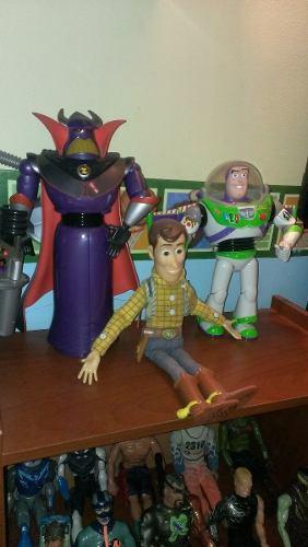 Muñecos Originales De Toy Story Pixar Con Sonidos Y Frases