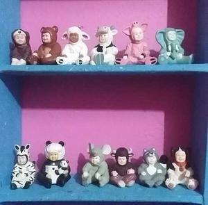 Muñecos Parmalat De Colección