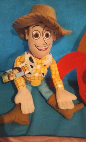Peluches De Woody Y 2 Ponquesera X 1 Solo Precip.