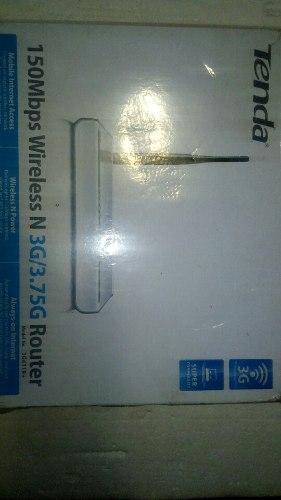 Router 3g 150 Mbps Tenda