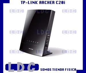 Router Tplink Archer C20i Ac750 Dual Band Somos Tienda Ldc