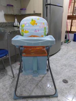 Silla De Comer Para Bebés Master Kids