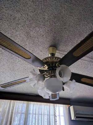 Ventilador Lampara De Techo