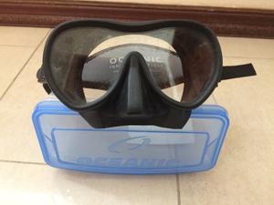 Visor, Mascara De Buceo,snorkel Oceanic