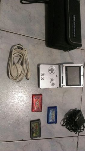 Cambio Gameboy Advance Sp Por Juegos De Gamecube