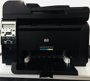 Impresora Hp Láser Jet 100