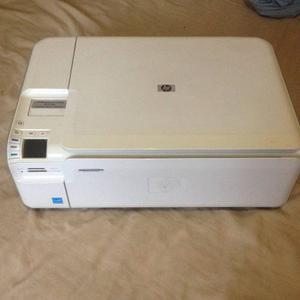 Impresora Multifuncional Hp C Negociable