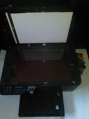 Impresora Multifuncional Hp Hp Officejet  Con Sistema
