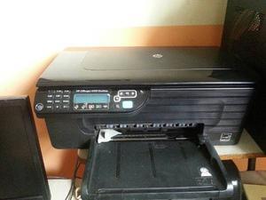 Impresora Multifuncional Hp Officejet , Copia Y Scanner