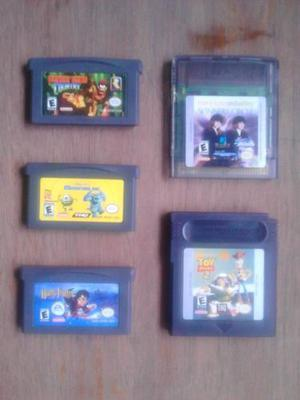 Juego De Game Boy Advance
