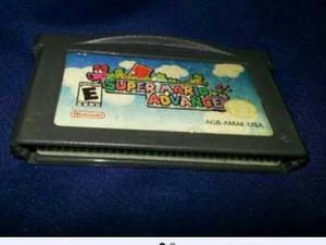 Juego Game Boy Advance Super Mario Advance Original