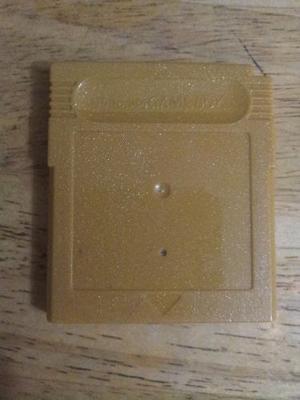 Juego Para Nintendo Game Boy Pokémon Gold Version