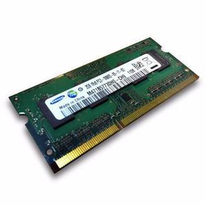 Memoria Ram De 2 Gb Ddrmhz Samsung Para Laptop