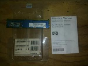 Memoria Ram Servidor 512 Mb / Ddr2