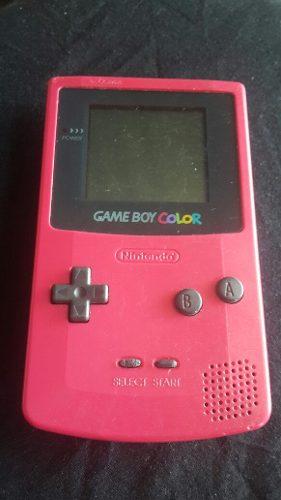 Oferta De Game Boy Color Con Juego De Super Mario Land