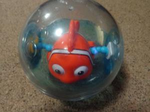 Pelota Sonajero De Nemo Para Bebesn Fisher Price