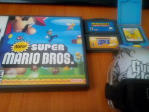 Super Mario Advance Y Otros Juegos De Nintendo Ds/gba