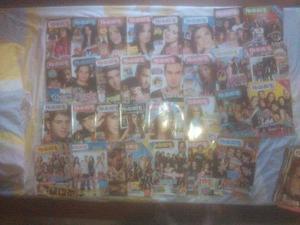 57 Revistas Rebelde (rbd) + Maletin Rebelde