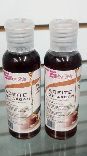 Aceite De Argan New Style