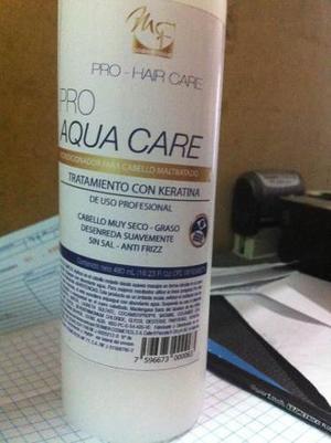 Acondicionador Cabello Maltrat Keratina Pro Hair Care 480 Ml