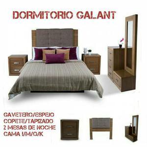 Dormitorio Galante, Acabado De Primera