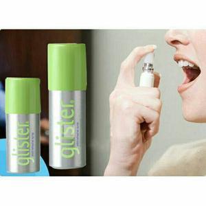 Glister Spray Bucal De Amway