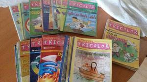 Gran Colección De Revistas Cadena Tricolor