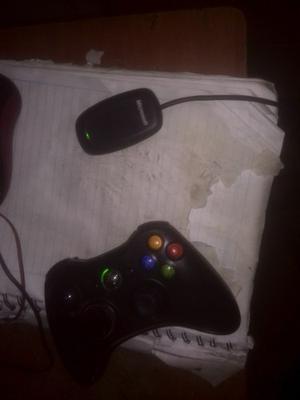 Control De Xbox 360 Wireless+ Receptor Para Pc
