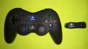 Control Logitec Para Playstation 2 Como Nuevo