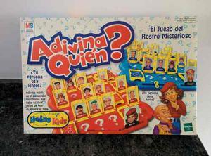 Juego De Mesa Adivina Quien Hasbro Usado