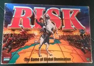 Juego De Mesa Risk En Inglés Original Hasbro