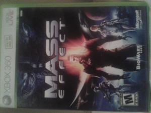Mass Effect Para Xbox 360