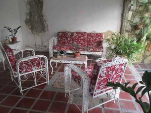 Muebles De Jardin Tipo Balancin