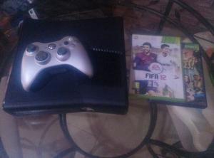 Xbox 360 Como Nuevo Con Juegos Originales