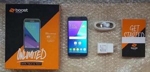 Samsung Galaxy J3 nuevo.