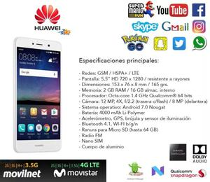 Huawei Elate 4g Android mp 16gb