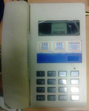 Teléfono Fijo Microtel Tmt04 Usado Negociable Lea