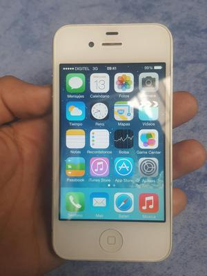 iPhone 4g de 16gb Liberado
