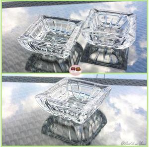 Cenicero de Cristal DArques