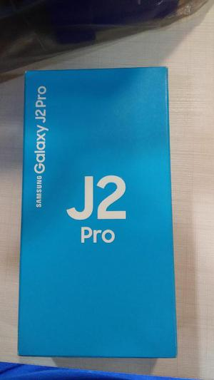 J2 Pro  Negro 16gb Nuevo Tienda Fisi
